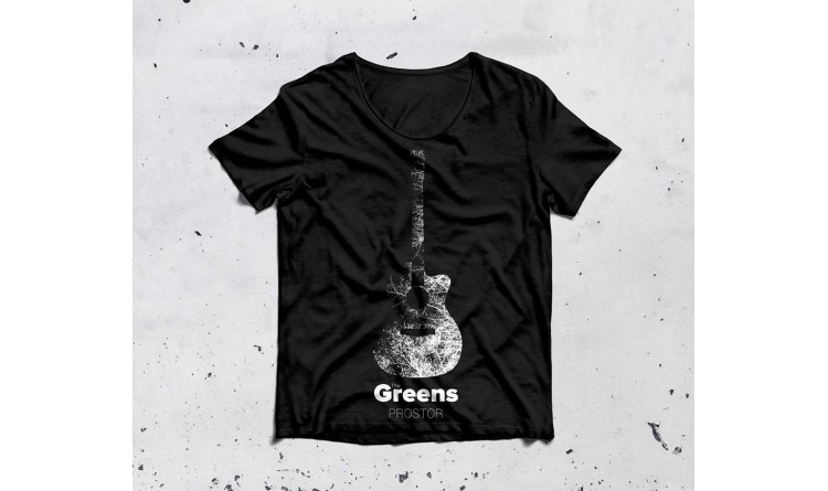 Triko Prostor - The Greens